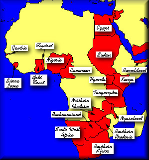 the british empire in africa How far do you agree that changing attitudes to empire within britain explain both expansion and the dismantling of british imperial power in africa.