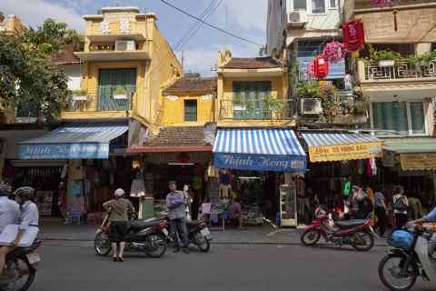 ambulant vendors literature This study examines the socio-economic and business profile of ambulant vendors, determinants related literature mari kondo's 2003 study.