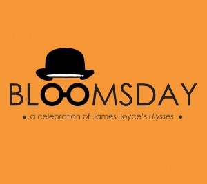 Bloomsday 2015 Logo