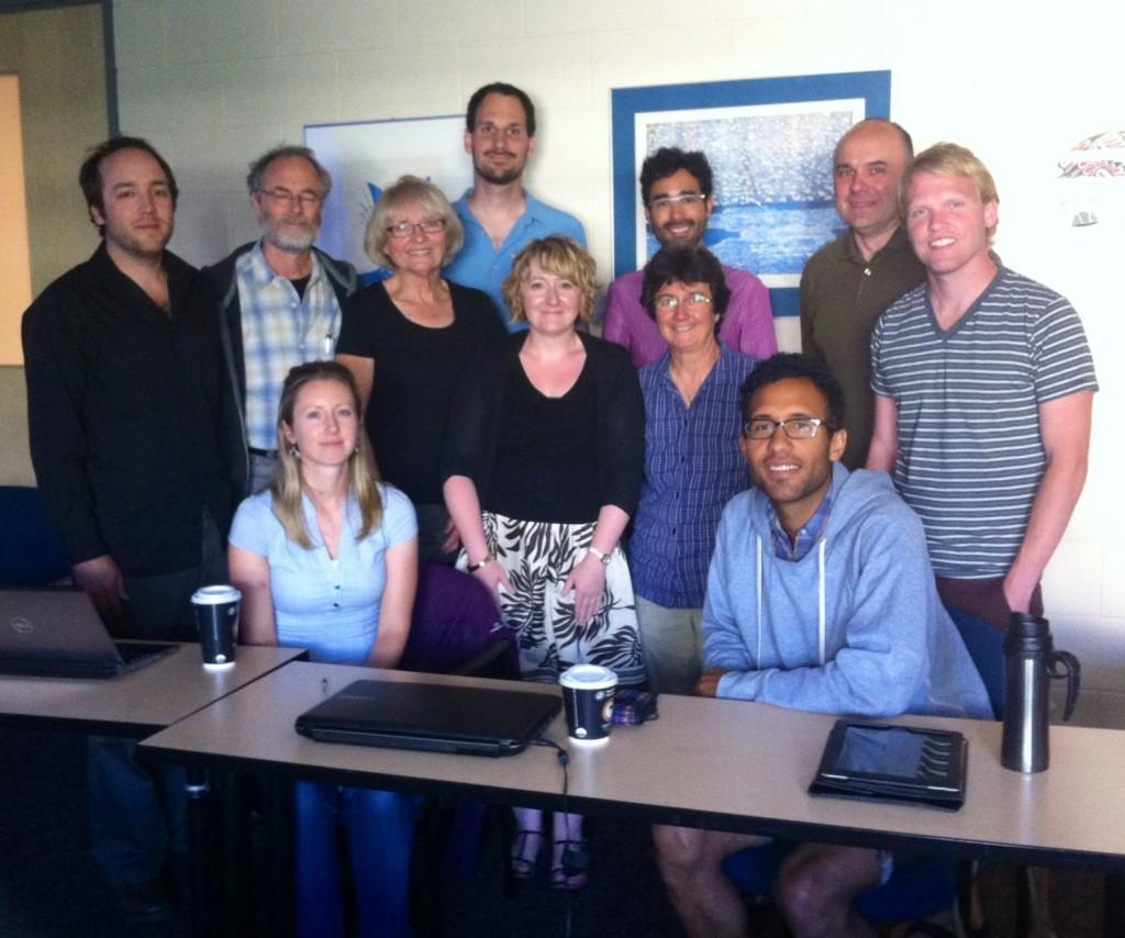 EEG Workshop with Drs. Segalowitz & Dwyan, Aug 2012