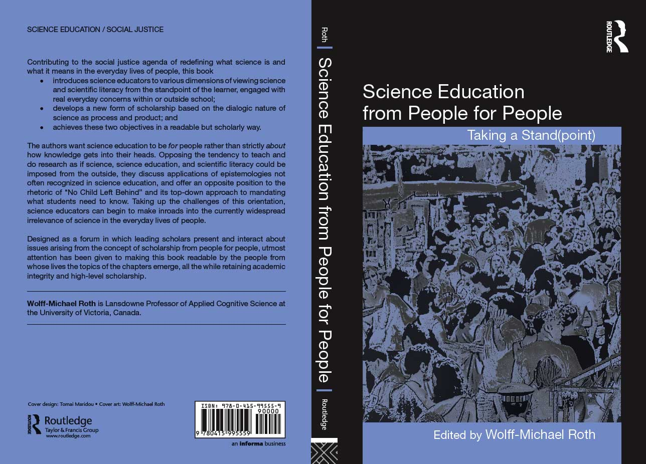 Science Education from People for People: Taking a Stand(point)